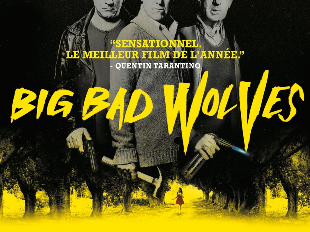 Vidéo Big Bad Wolves