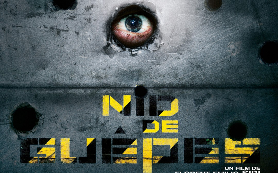 Repackaging Blu-ray et Affiche Nid de Guêpes