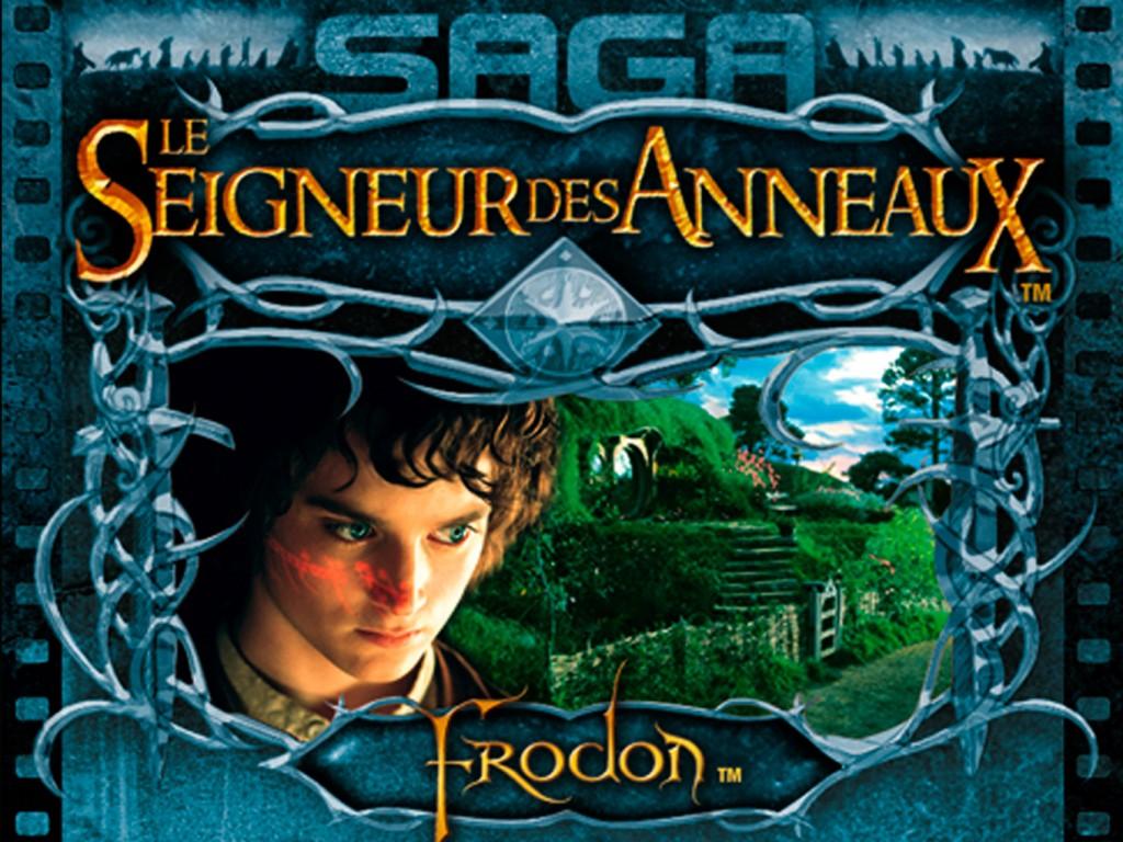 Saga Le Seigneur Des Anneaux Française des Jeux