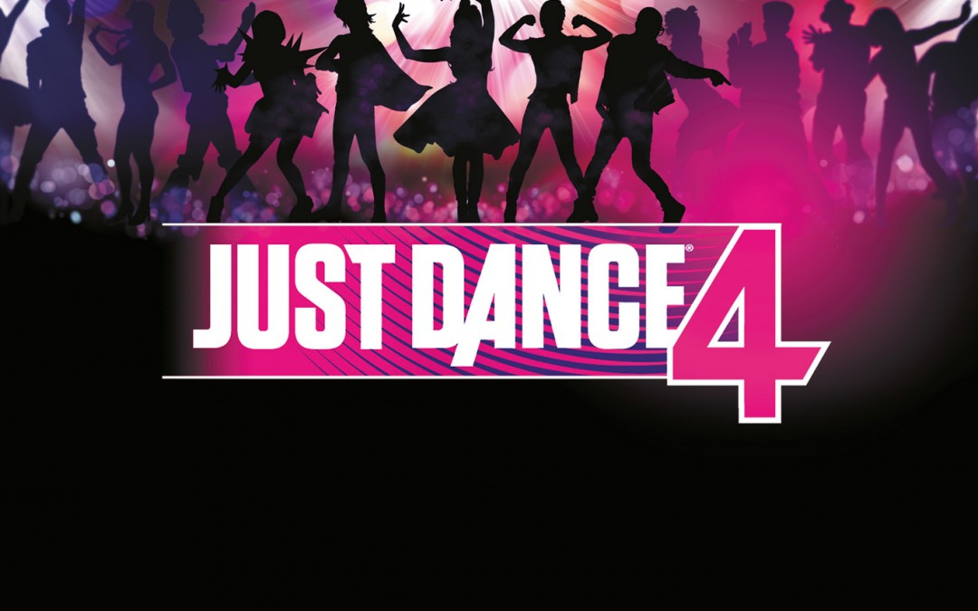 Just Dance 4 Ubisoft