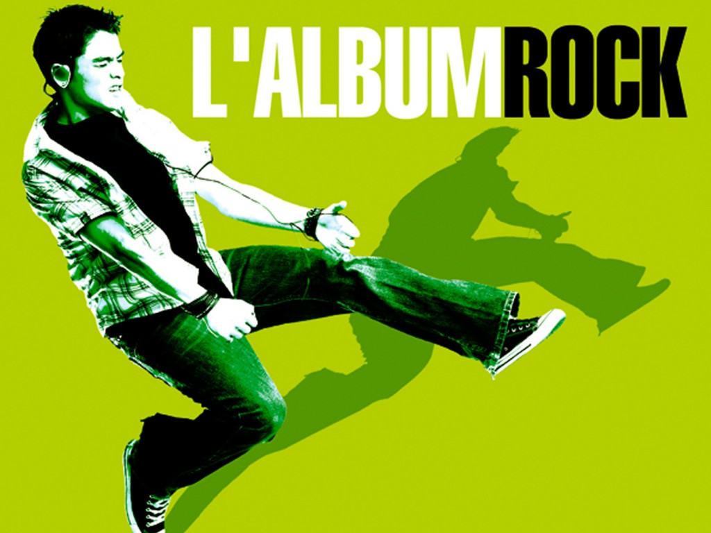 Compilation l'Album Rock