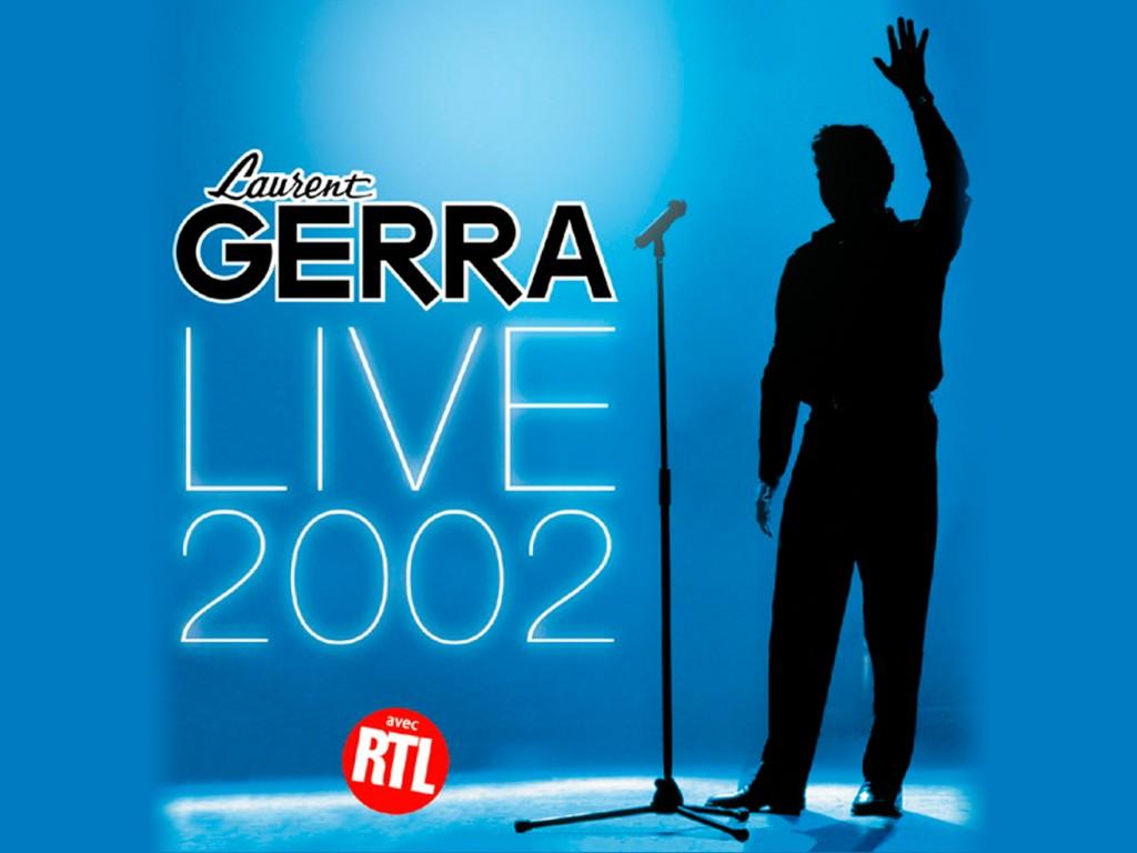 Laurent Gerra Live 2002