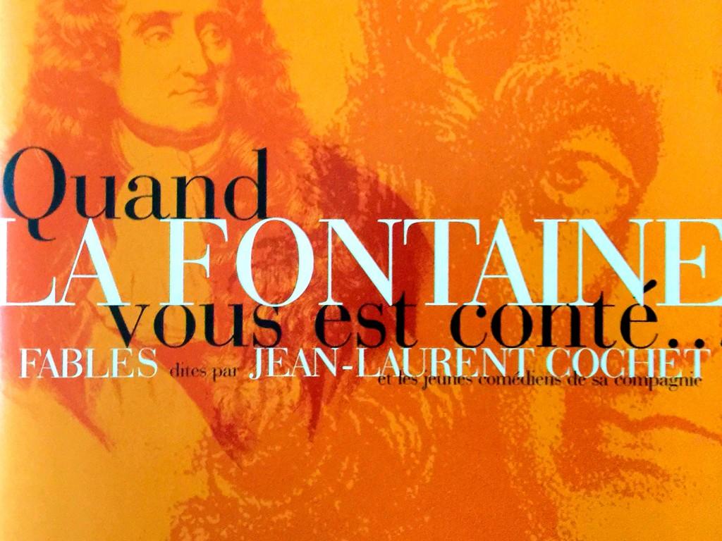 Les Fables de La Fontaine par Jean-Laurent Cochet