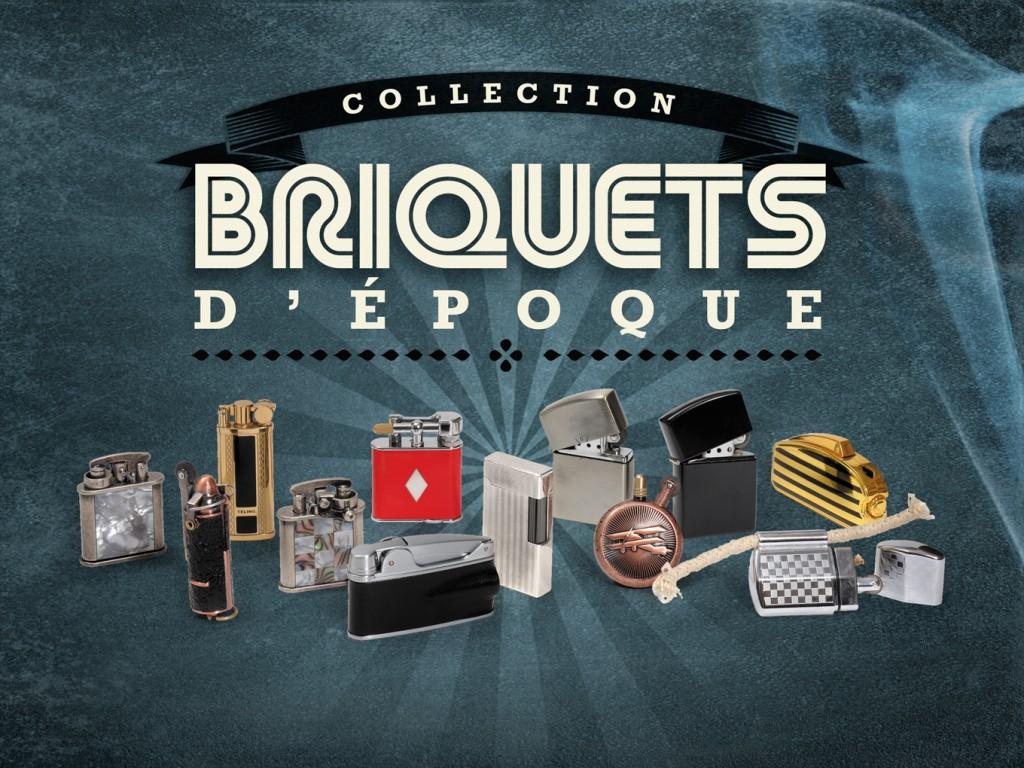Collection Briquets d'Epoque Hachette Editions