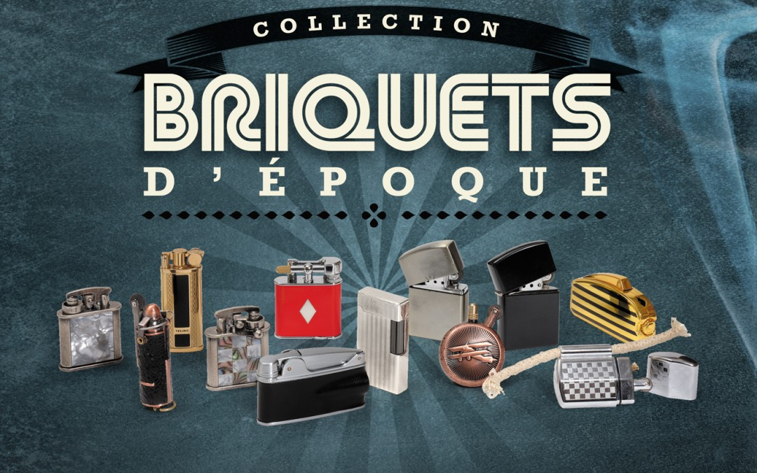 Collection Briquets d'Epoque Hachette Editions