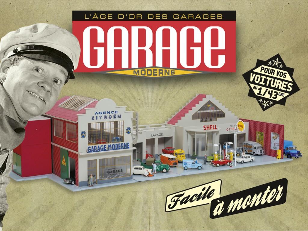 Garage Moderne Hachette Editions