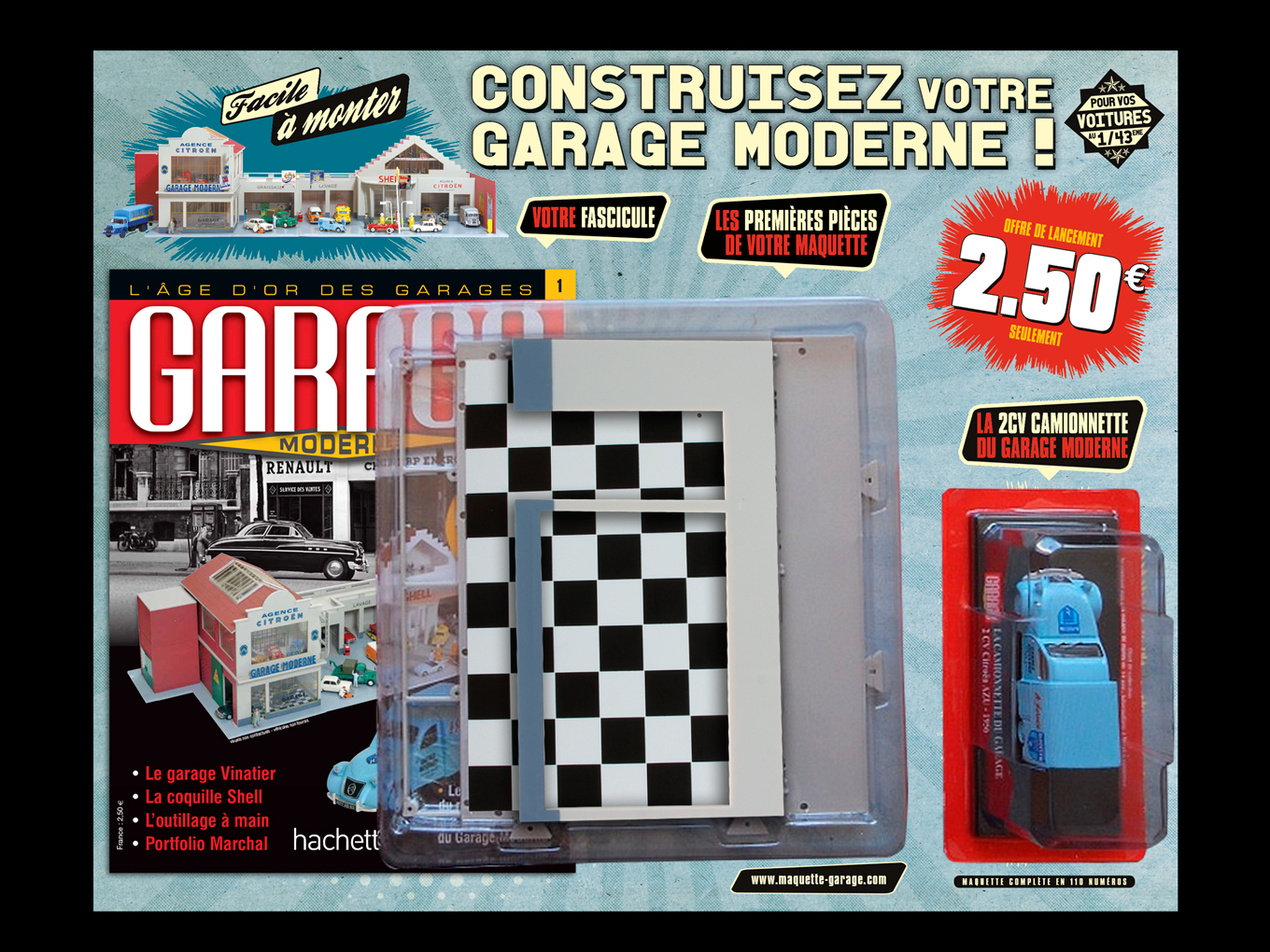 garage moderne hachette editions the big yellow directeur artistique freelance