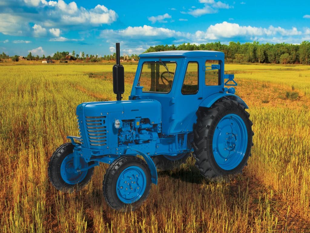 Collection Tracteur MT3-50 (en Russe)