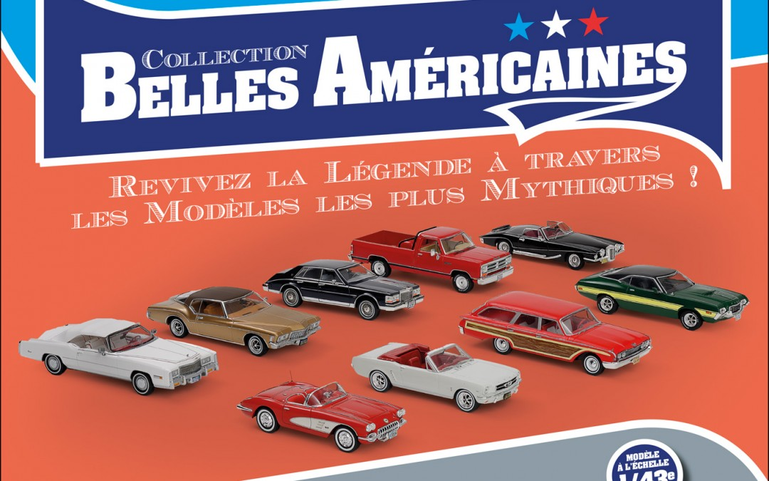 Collection Belles Américaines Hachette Editions