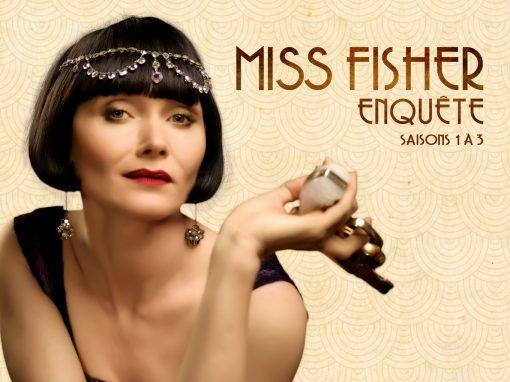 Vidéo Coffret Miss Fisher