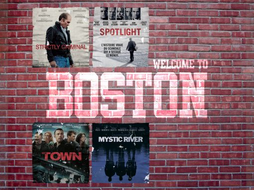 Video Coffret Welcome To Boston