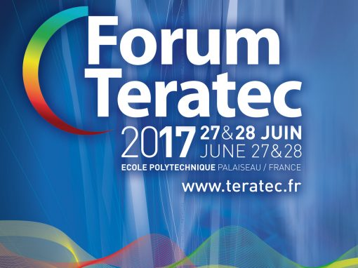 Affiche Forum Teratec