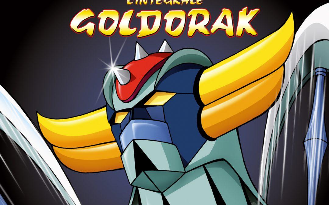 Collection l'Intégrale Goldorak Hachette Editions