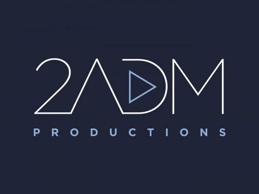 Logo 2ADM Productions