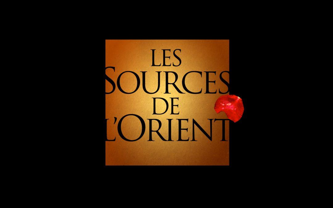 Logo Les Sources de l'Orient