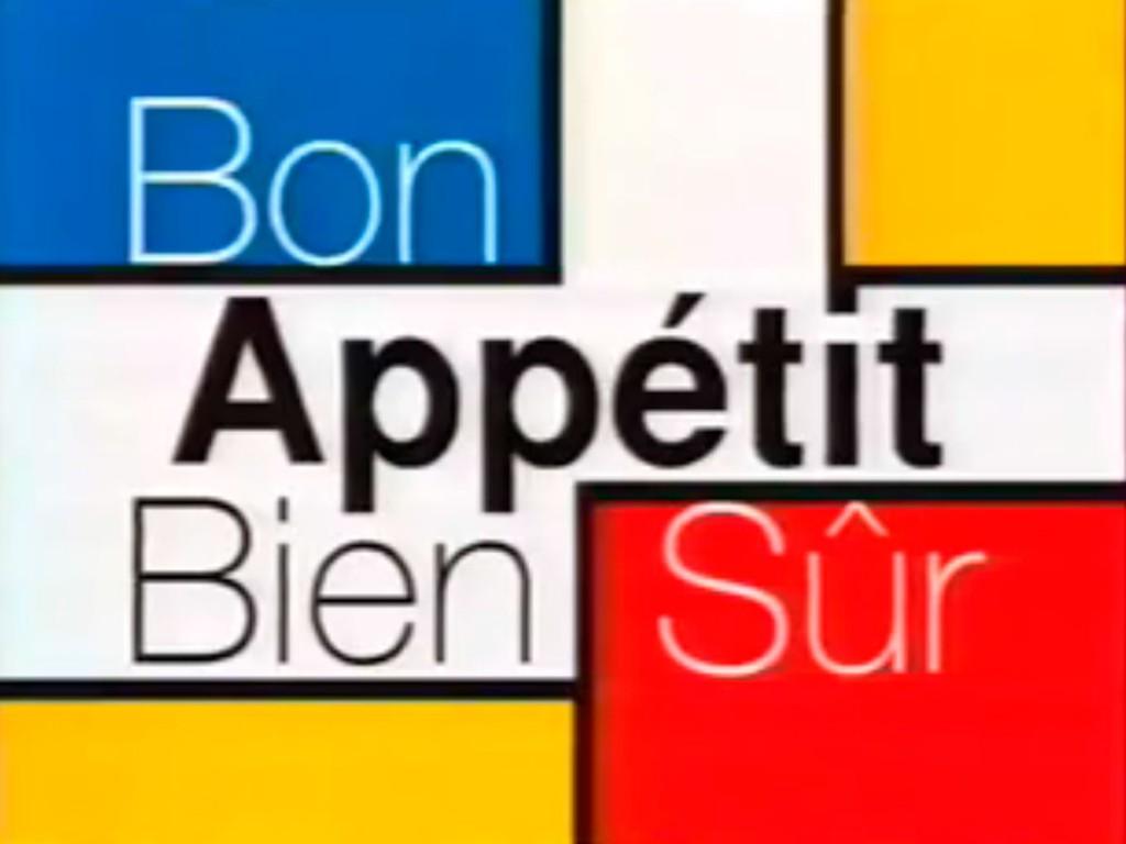 Générique Bon Appétit Biensûr