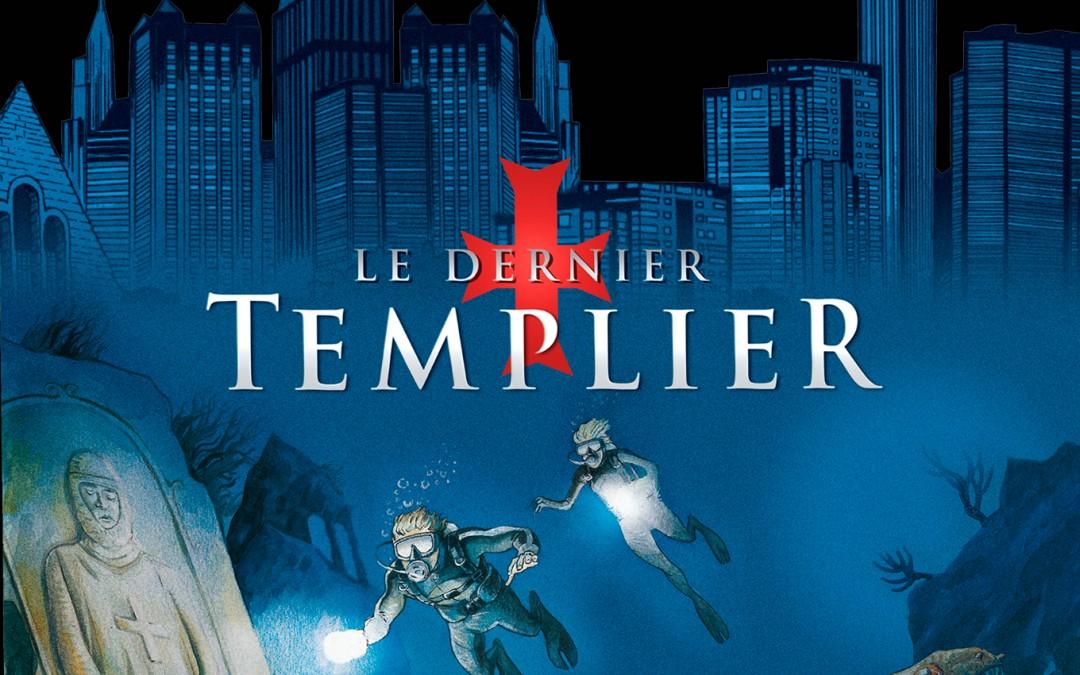 BD Le Dernier Templier