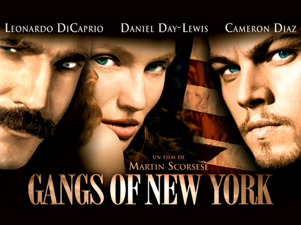 Film Gangs Of New York