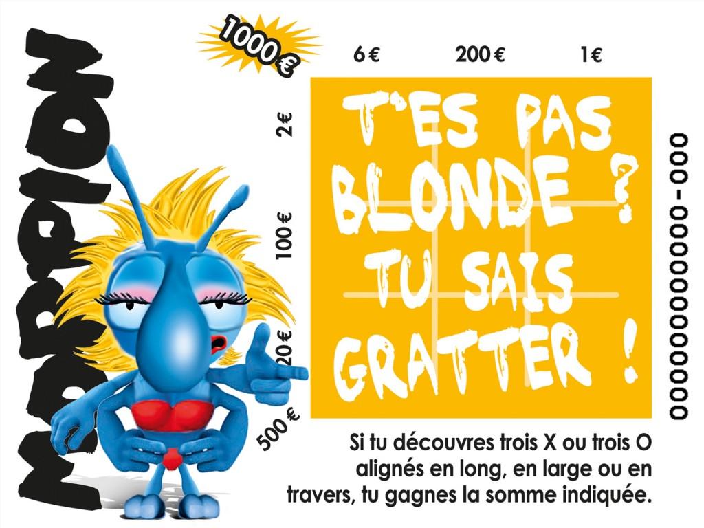 Morpion Française des Jeux