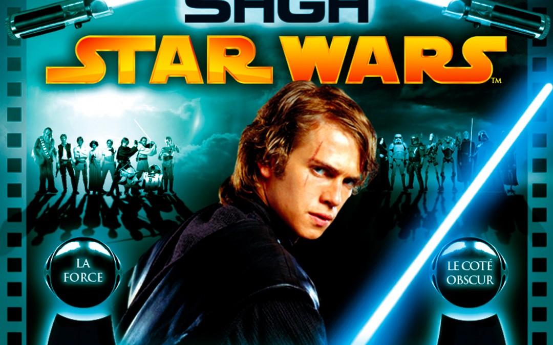 Saga Star Wars Française des Jeux