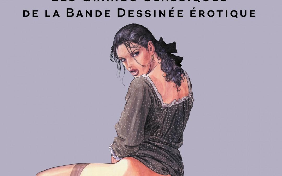 Les Grands Classiques de la Bande Dessinée Erotique