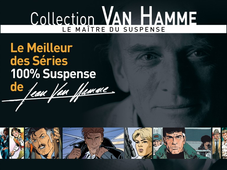 Collection Van Hamme Hachette Editions