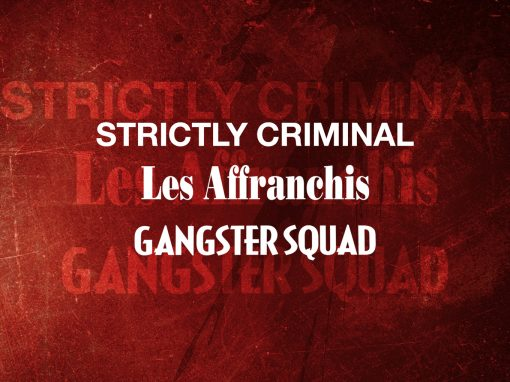 Video Coffret Gangster