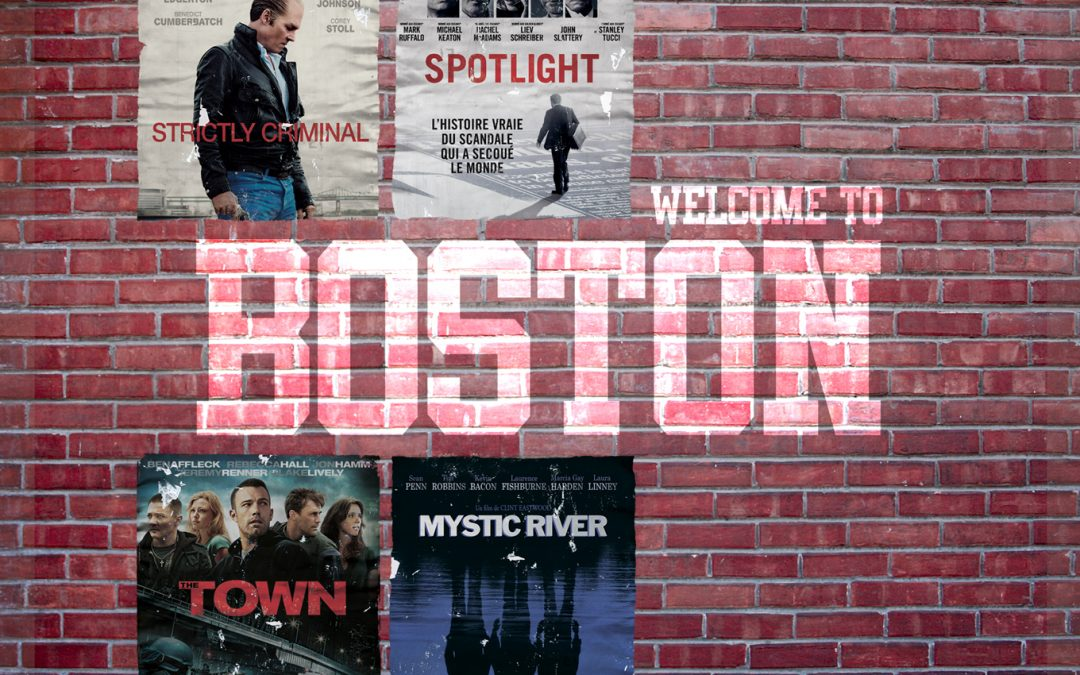Video Coffret Welcome To Boston