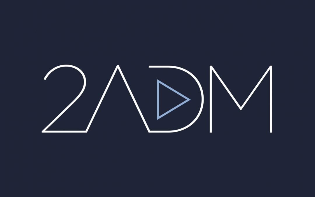 Logo 2ADM Productions
